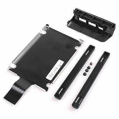 New HDD Hard Drive Cover+ Caddy+ Rails Sets For IBM/LENOVO Thinkpad T430 T430i