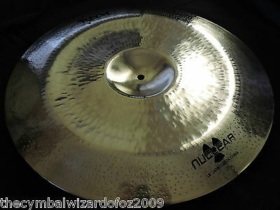 Rech Nuclear 18'' Devastation China Cymbal - Aussie Owned