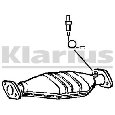 TYPE APPROVED CAT CATALYTIC CONVERTER FOR VW PASSAT 1.9 2000-2005 AU6032T
