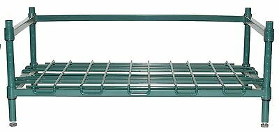 """18"""" x 60"""" Dunnage Rack from Titan Shelving"""