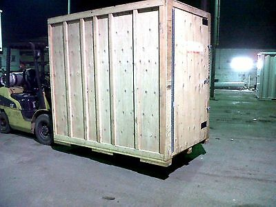 5x8 Storage Container - Shipping Crate - PODS unit