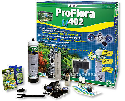 Jbl Proflora Co2 Systems Disposable Cylinder Plant U402 Aquarium Fish Tank