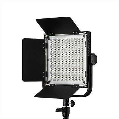 Pergear Single Color Temperature 576 LED Photography Studio Video Light Panel