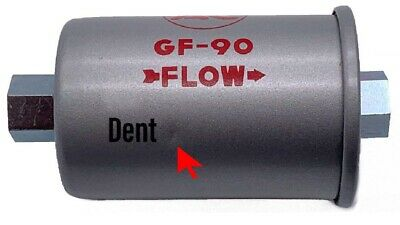 1962-1963 Early Corvette GF90 Fuel Filter -New- Minor Blemishes