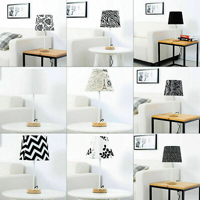 Contemporary Table Lamps Customizable Lighting Bedroom Living Room Home Decor