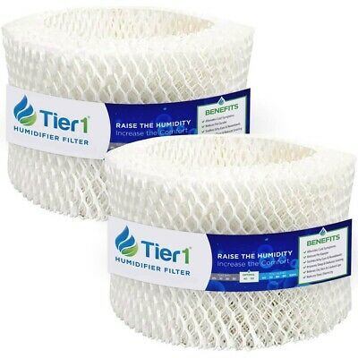 Fits Honeywell HAC-504AW HAC-504W Type A Kaz Vicks WF2 Humidifier Filter 2 Pack
