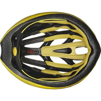 Mavic Cosmic Ultimate Fit Pad Helmpolster Set gelb