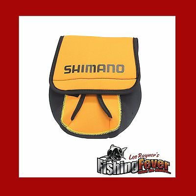 BRAND NEW Shimano Spinning Reel Cover SMALL, MEDIUM, LARGE At FISHING FEVER