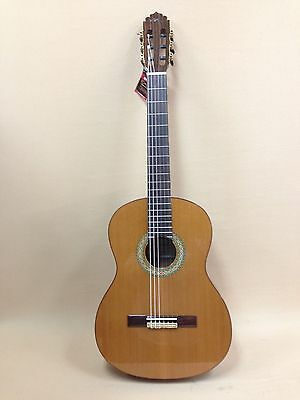 Miguel Rosales 'Model A' Solid Top Classical Guitar + HARD Case + Strings