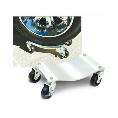 "Car Dollies Lightweight Aluminum Non-Marking Casters 1500 lb Cap 10""x16"" Pair"