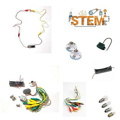 Electric Circuit kids children Learning resources Montessori KS1 KS2 STEM KITS
