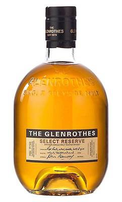 Glenrothes Select Reserve Single Malt Scotch Whisky 700ml  (Boxed)