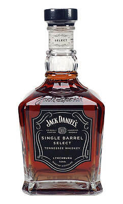 Jack Daniels Single Barrel American Whiskey (700ml)