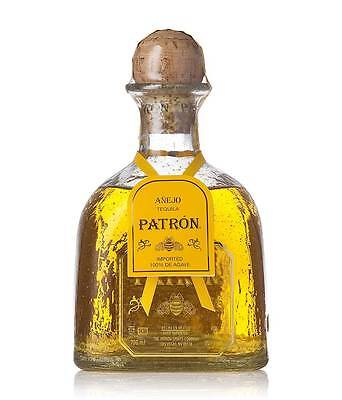 Patron Anejo Mexican Aged Tequila 700ml  (Boxed)