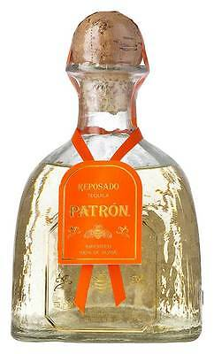 Patrón Reposado Mexican Aged Tequila 750ml (Boxed)