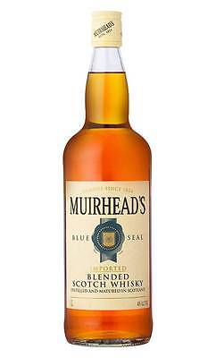 Muirhead's Scotch Whisky 1 Litre