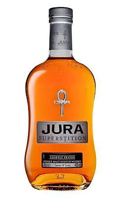Jura Superstition Single Malt Scotch Whisky  (700ml Boxed)