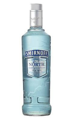 Smirnoff North Berry Infused Vodka (700ml)