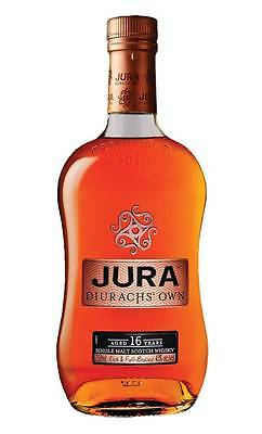 Jura 16YO Single Malt Scotch Whisky  (700ml Boxed)