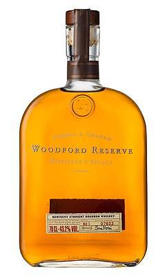 Woodford Reserve Small Batch Bourbon Whiskey (700ml)