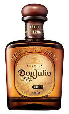 Don Julio Añejo Tequila 700ml (Boxed)