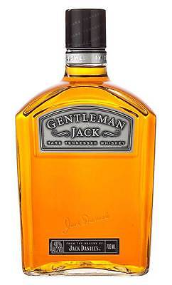 Jack Daniel's Gentleman Jack American Whiskey (700ml)