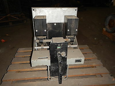 Westinghouse Type DB50 Air Circuit Breaker, Frame Size 1600