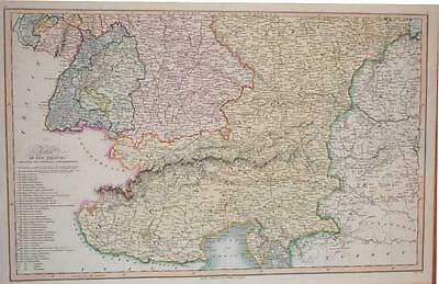 The Germanic Federation, Princes of, Charles Smith. c1837