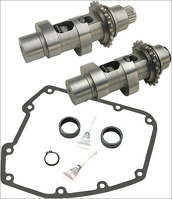 S&S Cycle MR103 EZ Easy Start Chain Drive Cams .585 Lift Harley Twin Cam 07-16