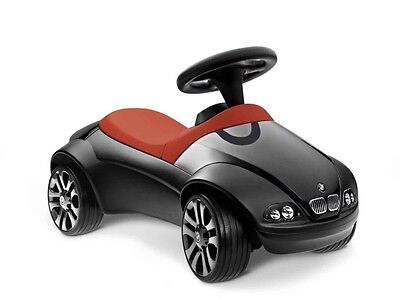 BMW Genuine Ride-On/Push Toy Car Baby Racer 2 Black 80930446003