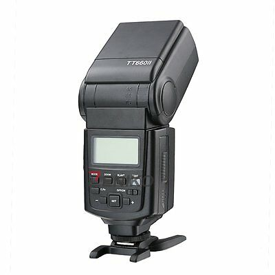 Godox TT660II GN58 Speedlite Flash Light as Yongnuo for Canon Nikon Sony Camera