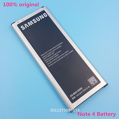 NEW Original 3220mAh Battery for Samsung Galaxy Note 4 IV N910 N9100 EB-BN910BBU