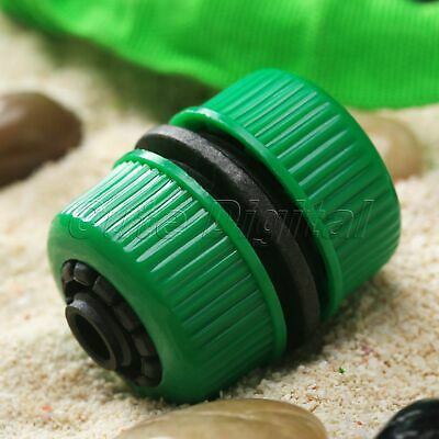 """1/2"""" Plastic Garden Water Hose Tubing Pipe Connector Joiner Coupler Fitting 45mm"""