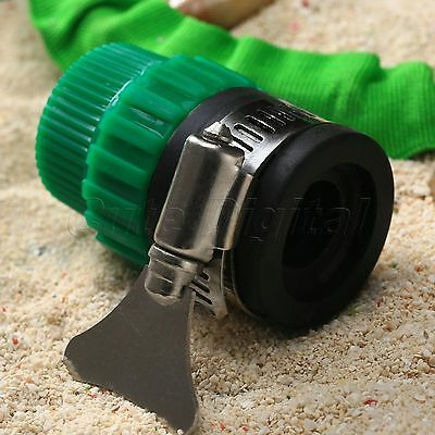 14-20mm Garden Lawn Water Hose Pipe Tube Plumbing Connector Fitting Tap Adapter