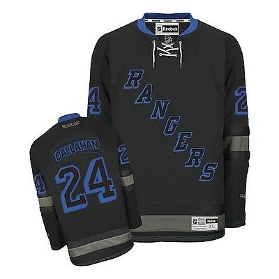 NHL New York Rangers Callahan Premier Ice Hockey Shirt Jersey