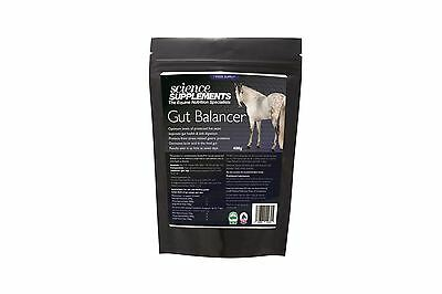 Science Supplements Gut Balancer Equine Horse Digestion & Behaviour