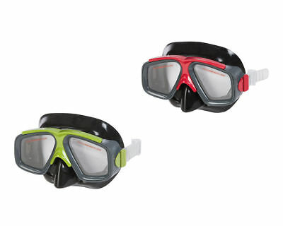 Intex Surf Rider Mask Reef Snorkel Swim Face Mask Goggle Choose Your Color