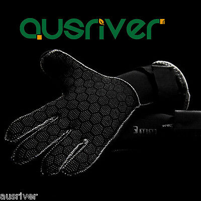 Scuba Diving Pair Neoprene Snorkel Palm Surfing Water Sports Gloves