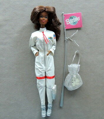 astronaut african american barbie dolls - photo #2