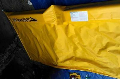 New GATOR Brand DOT Type 1 Turbidity Barrier / Silt Curtain, 5 ft x 50 ft