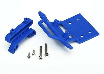 Traxxas [TRA] Blue Front Bumper and Mount Son-uva Digger 3621X TRA3621X