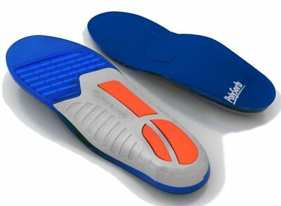 Spenco Polysorb  Gel Total Support Insoles 46-300 Full Length Cushioning Insoles