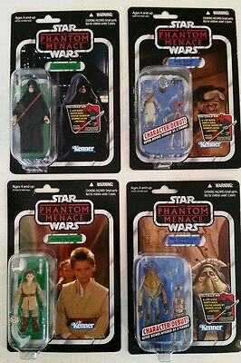 Star Wars The Phantom Menace DARTH SIDIOUS RATTs TYERELL BEN QUADINAROS ANAKIN