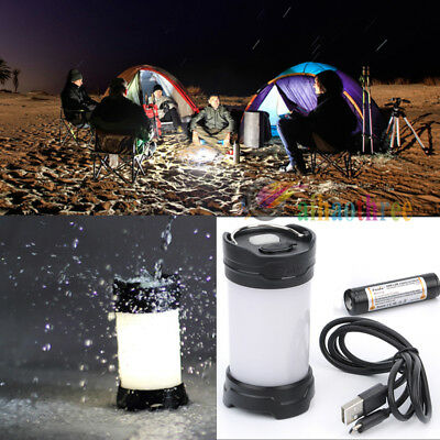 Fenix CL25R 350LM Rechargeable LED Camping Light Lantern Waterproof +Battery【AU】