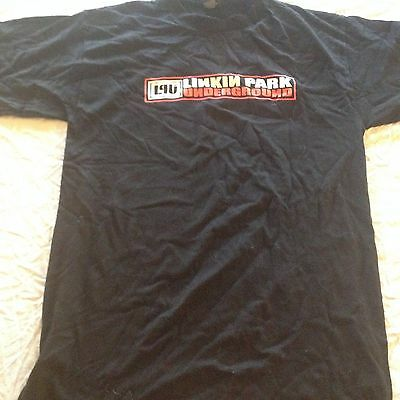 Linkin Park BRAND NEW Small Underground Shirt