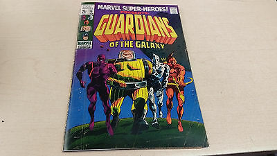 Reprint Marvel Super-Heroes 18 GUARDIANS of the GALAXY Custom Made Cover