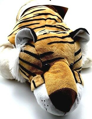 Tiger Sleeping Pal Kids Pillow Plush by Goffa New ages 3+
