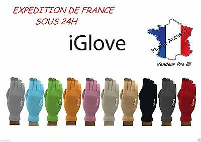 IGloves - Gants pour iphone apple/Samsung galaxy Android ecran tactiles Gloves