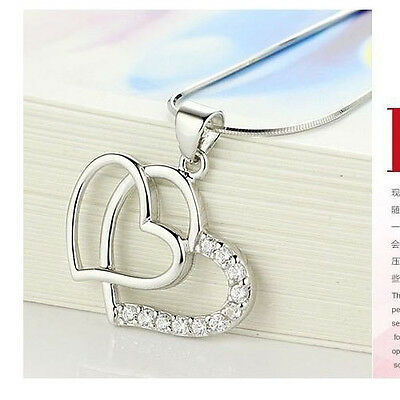 Wholesale New Solid 925Sterling Silver Jewelry Pendant Necklace Chain Jewellery
