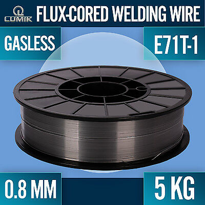 0.8mm/ 1kg Flux Cored Mig Welding Wire E71T-1 Welder Machine